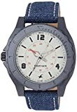 Fastrack OTS Explorer Analog White Dial Men's Watch - 9462AL03