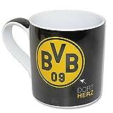 Borussia Dortmund Porzellan - Tasse / Kaffeetasse / Kaffeepott / Mug BVB 09