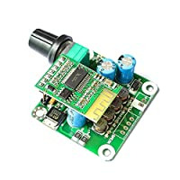 Tjackson 1pc Digital Amplifier Board Audio Stereo Bluetooth 4.2 TPA3110 15W