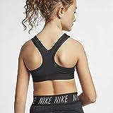 Nike Mädchen G NP Classic 1 Sports Bra, Black/White, L
