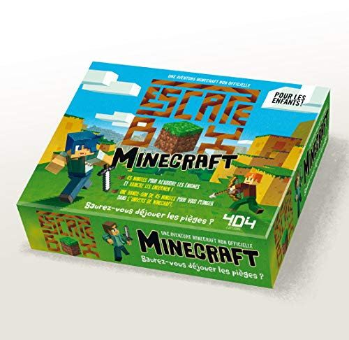 L'escape box Minecraft