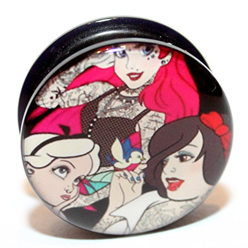 acryl-tunnel-plug-tattoo-girls-blondes-rotes-schwarzes-haar-redhead-black-blonde-10-mm