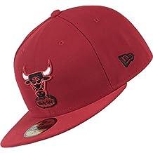 New Era NBA Basic HWC Chicago Bulls casquette 7 3 8 red b387ce30fc88