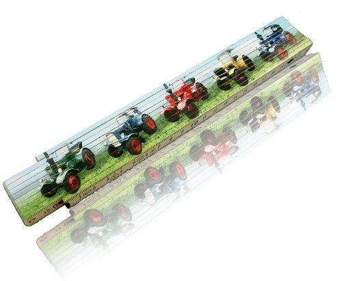 Zollstock Traktoren Lanz Bulldog bedruckt 2m