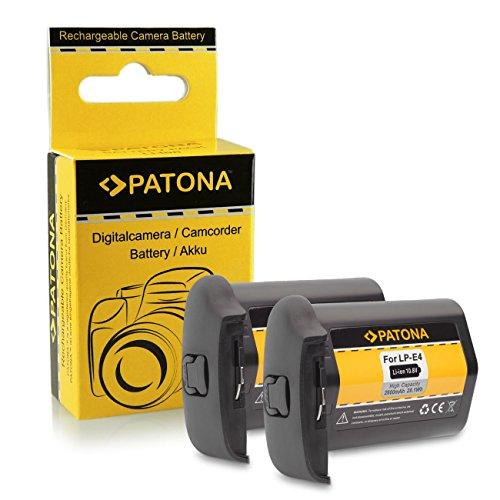 2x Power Batería LP-E4 / LP-E4N Para Canon EOS 1D C, segunda mano  Se entrega en toda España