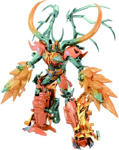 Transformers Prime - AM-19 Gaia Unicron (Unicron Spielzeug)