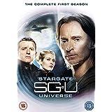 Stargate Universe Dvd