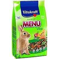 VITAKRAFT Menu Vital Bolsa fiambrera para conejos enanitos 2,5kg