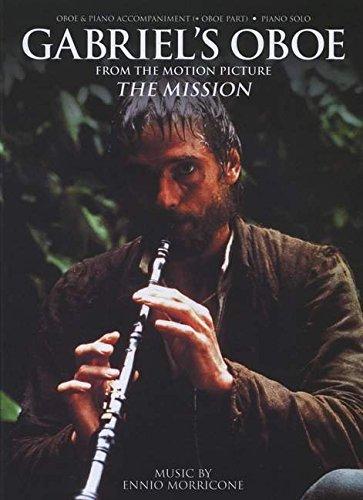 Ennio Morricone: Gabriel's Oboe (Piano Solo or Oboe/Piano) (2013-01-24)