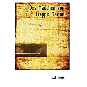 Das M??dchen von Treppi: Marion