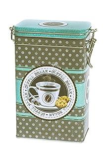 Qualité Pause Café Boîte à café/thé/cuisine Boîte de rangement–250g