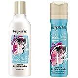 Impulse Shower Gel Dream By Paola Maria, 3er Pack (3 x 200 ml) +   Impulse Body Fragrance Dream By...