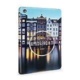 Crazy Nights In Amsterdam Smoke Weed Dünne Rückschale aus Hartplastik für iPad Mini 2 & Mini 3 Tablet Hülle Schutzhülle Slim Fit Case cover