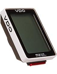 Vdo M2 Wireless Cycle - Ciclocomputador, multicolor (blanco/negro)