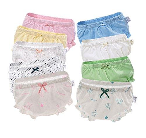 EOZY Baby T/öpfchen Trainingshose Baumwolle Unterhose Wasserdicht Trainer Windelhosen
