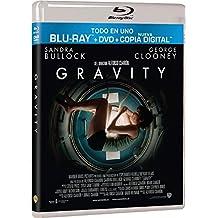 Gravity (BD + DVD + Copia Digital) [Blu-ray]