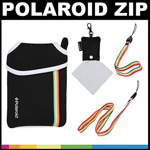 KIT DI BASE Polaroid Deluxe per la stampante per dispositivi mobili Polaroid Zip Instant - Un grande pacchetto di extra