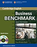 Business Benchmark Upper Intermediate Student's Book with CD ROM BULATS Edition