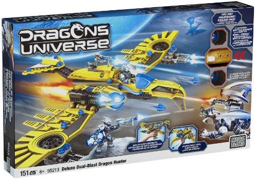 Mega Bloks - 95213U - Set construcción - Dragones
