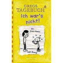 Ich War's Nicht! (German Edition) by Jeff Kinney (2010-12-27)