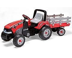 Idea Regalo - Peg Perego Maxy Diesel Tractor