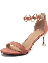 Amazon.es  zapatos - 38   Sandalias de vestir   Zapatos para mujer ... ef8634fb01d5