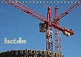 Baustellen / CH-Version (Tischkalender 2017 DIN A5 quer): Interessante Details aus der Arbeitswelt (Monatskalender, 14 Seiten )