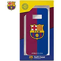 Carcasa Funda Samsung G955 Galaxy S8 Plus Licencia Fútbol F.C. Barcelona Blaugrana
