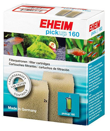 Eheim Pick-Up 160 (2010) Filter Cartridges (x2)