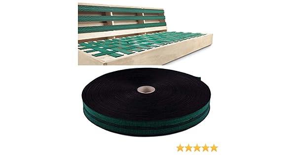 Cinghia 5 metri Molla elastica tappezzeria divani poltrone sedie Tirante telaio