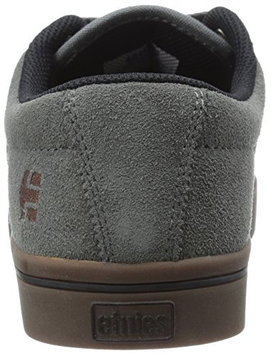 Etnies Jameson 2 Eco, Sneakers Basses Homme Gris (dark Grey/black/gum)