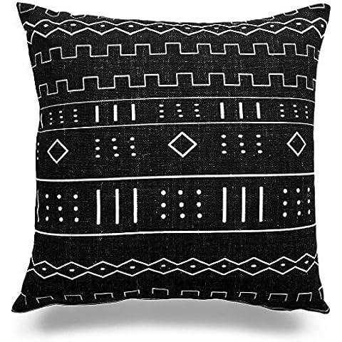 Hof Deco decorativo lombare cuscino custodia africana
