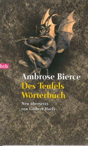 Buchseite und Rezensionen zu 'Des Teufels Wörterbuch' von Ambrose Bierce