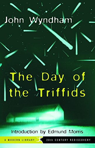 Book cover for The Day of the Triffids