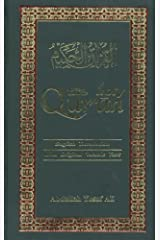 The Holy Qur'an: Arabic Text with English Translation Hardcover