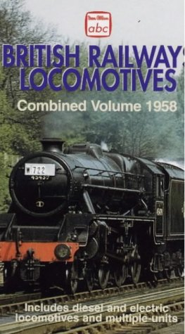 British Railways Locomotives: Combined Volume 1958 for sale  Delivered anywhere in Ireland