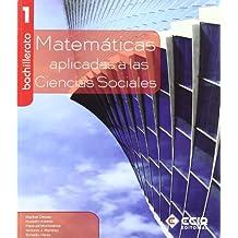 Matemáticas 1º Bachillerato - CC. Sociales / 2008