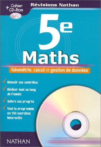 Révisions Nathan : Maths, 5ème