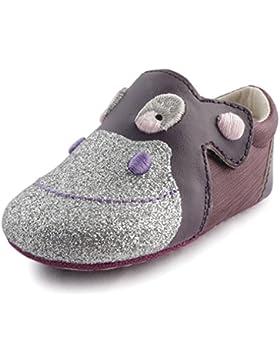 cartoonimals Babyschuhe Mädchen Jungen Neugeborene Weiche Rutschsicheren Baby Kinder Schuhe Hippo