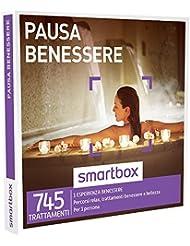 smartbox - Cofanetto Regalo - Pausa Benessere - 745 trattamenti Wellness