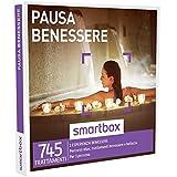 Smartbox - Pausa Benessere - 745 Trattamenti Wellness, Cofanetto Regalo, Benessere