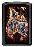 Zippo Steampunk Flame - Mechero