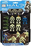 Mega Bloks Toy - Halo Ultimate Collection - Last Man Standing Zombie Pack - 5 Figures