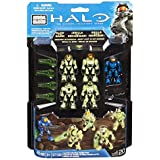 Megabloks - 97199 - Jeu De Construction - Halo - Zombie Pack