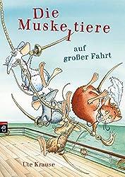 Die Muskeltiere auf großer Fahrt (Die Muskeltiere-Reihe zum Vorlesen, Band 2)