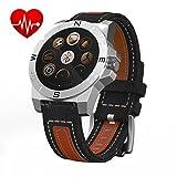 makeb atutes Smart Watch impermeabile Donna Intelligente Orologio con contapassi/frequenza cardiaca Monitor/sonno Tracker, bracciale vigilanza del telefono supporto per la notifica del messaggio