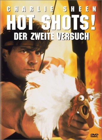#Hot Shots – Der zweite Versuch#
