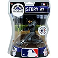 Imports Dragon 2017 Trevor Story Colorado Rockies MLB Figur (16 cm)