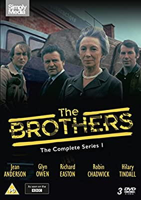 The Brothers - The Complete Series 1 [DVD] BBC