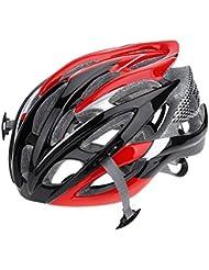 Anself 26 Vents Ultraléger EPS Casque de vélo réglable Vtt vélo cyclisme VTT Sports de plein air